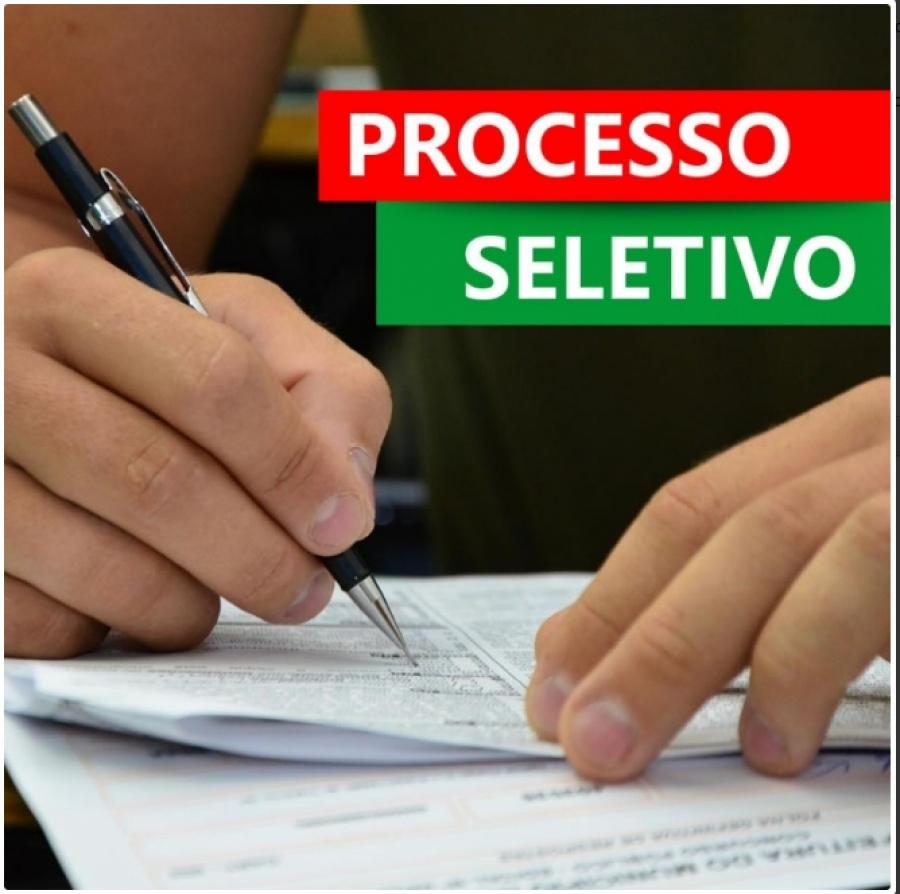 NOVO PROCESSO SELETIVO PARA PROFESSORES !!!