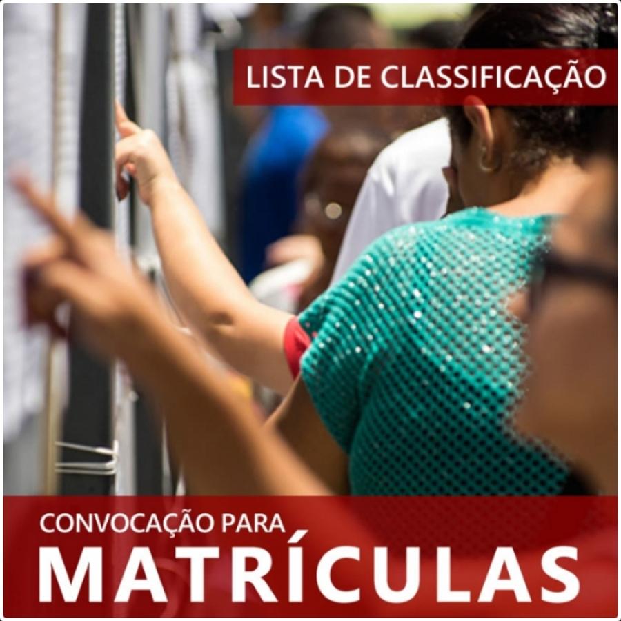 3ª CHAMADA PARA MATRÍCULAS DO CURSO TÉCNICO EM ZOOTECNIA